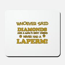 Laperm Mommy designs Mousepad
