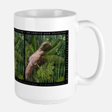 Dragonfly Female Nude Mug