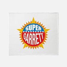 Super Garrett Throw Blanket