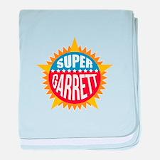 Super Garrett baby blanket