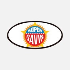 Super Gavin Patches