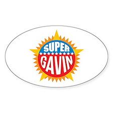 Super Gavin Decal
