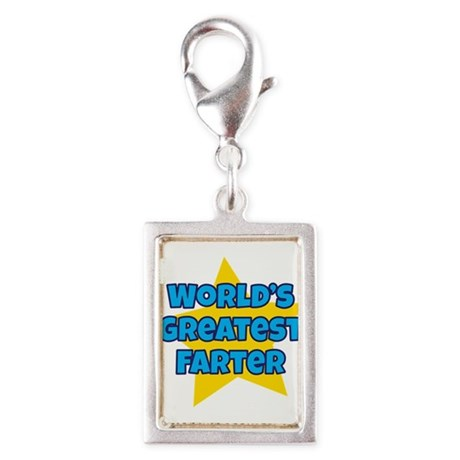Worlds Greatest Farter Charms