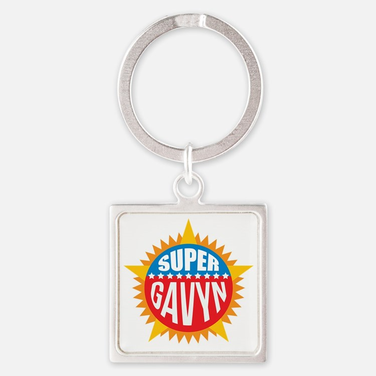 Super Gavyn Keychains