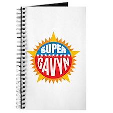 Super Gavyn Journal