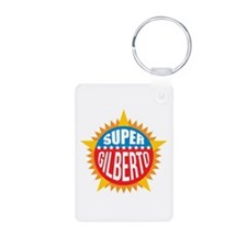 Super Gilberto Keychains