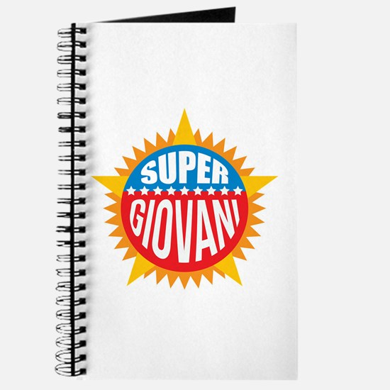 Super Giovani Journal