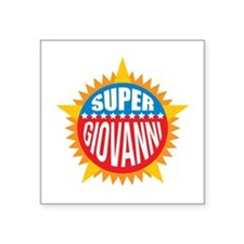 Super Giovanni Sticker