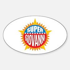 Super Giovanni Decal