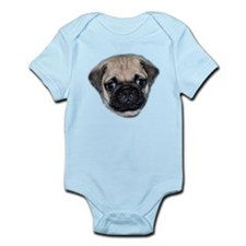 Pug Puppy Body Suit