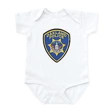 Oakland Police Onesie