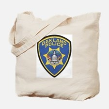 Oakland Police Tote Bag