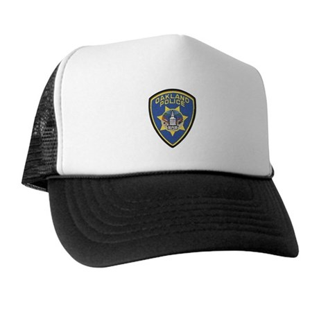 Oakland Police Trucker Hat