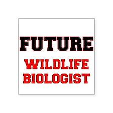 Future Wildlife Biologist Sticker