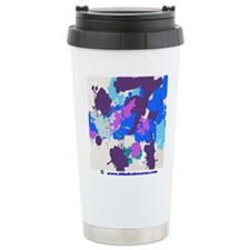 Made by the Cats Travel Mug