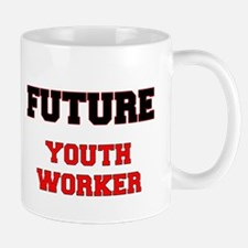 Future Youth Worker Mug