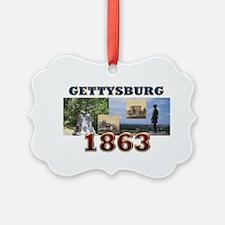 ABH Gettysburg Ornament