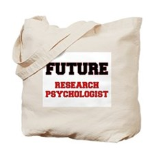 Future Research Psychologist Tote Bag