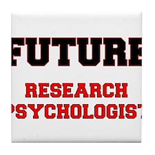 Future Research Psychologist Tile Coaster