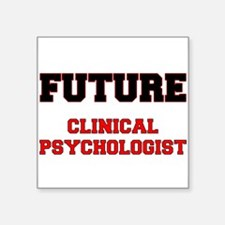 Future Clinical Psychologist Sticker