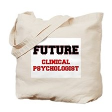 Future Clinical Psychologist Tote Bag