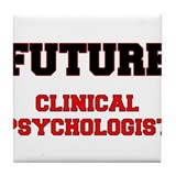 Clinical psychology Tile Coasters