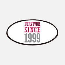 Survivor Since 1999 Patches