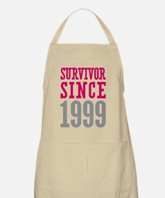 Survivor Since 1999 Apron