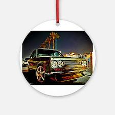 Datsun Bluebird SSS Ornament (Round)