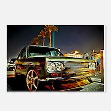Datsun Bluebird SSS Postcards (Package of 8)
