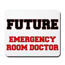 Future Emergency Room Doctor Mousepad