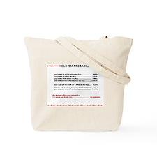 """Probability"" Tote Bag"