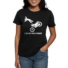 Motorcycle, Funny Motorcycle Stunts Tee