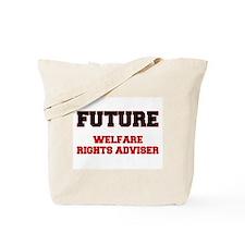 Future Welfare Rights Adviser Tote Bag