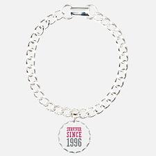 Survivor Since 1996 Bracelet