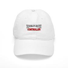 """The World's Greatest Controller"" Baseball Cap"
