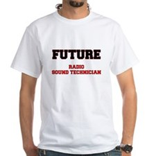 Future Radio Sound Technician T-Shirt