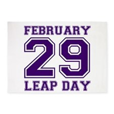 LEAP DAY 5'x7'Area Rug
