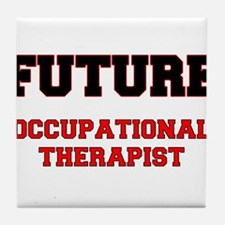Future Occupational Therapist Tile Coaster