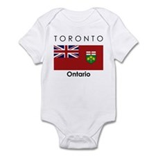Toronto Ontario Infant Bodysuit