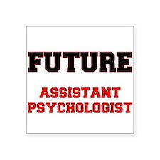 Future Assistant Psychologist Sticker