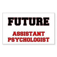 Future Assistant Psychologist Decal