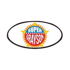 Super Grayson Patches