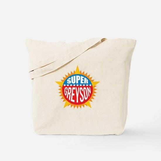 Super Greyson Tote Bag