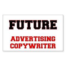 Future Advertising Copywriter Decal
