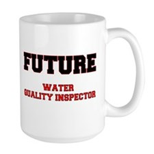 Future Water Quality Inspector Mug
