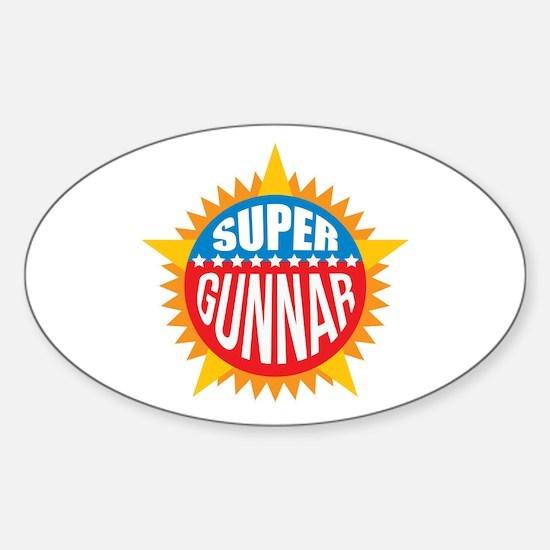 Super Gunnar Decal