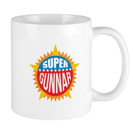 Super Gunnar Mug