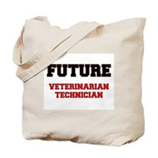 Future Veterinarian Technician Tote Bag