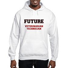 Future Veterinarian Technician Hoodie